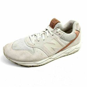 New Balance Womens 10 WRT96 Running Shoes Ivory